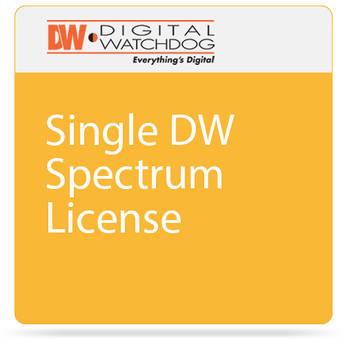 Digital Watchdog 1 Spectrum IPVMS Recording License