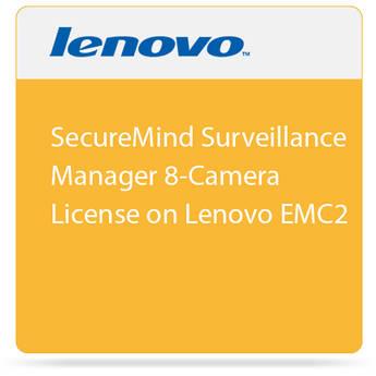 LenovoEMC SecureMind Surveillance Manager 8-Camera License on Lenovo EMC2