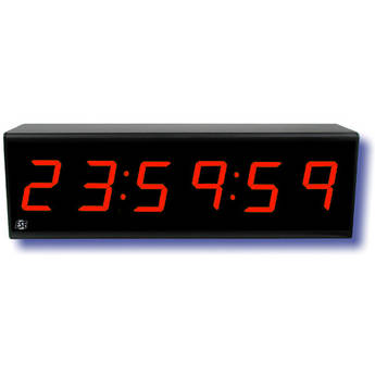 "ESE 2.3"" 6-Digit Timecode Reader (Red)"