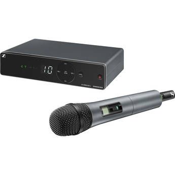 Sennheiser XSW 1-835-A UHF Vocal Set with e835 Dynamic Microphone (A: 548 to 572 MHz)