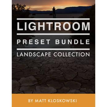MATT KLOSKOWSKI PHOTOGRAPHY Lightroom Presets for Landscape Photography (Download)