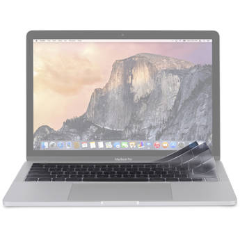 """Moshi ClearGuard Keyboard Protector for MacBook Pro 13/15"""" with Touch Bar (US)"""