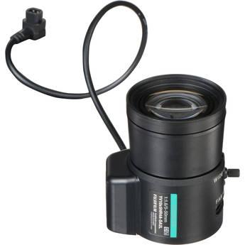 Fujinon 1.3 Megapixel Varifocal T360 Lens (5-50mm, 10x Zoom)