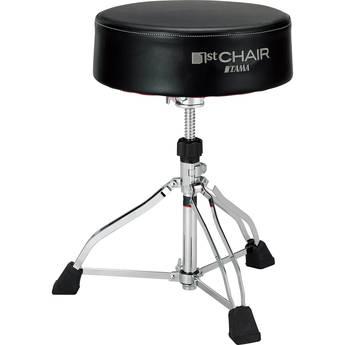 TAMA HT830B 1st Chair Round Rider XL Trio Drum Throne (Black Seat)