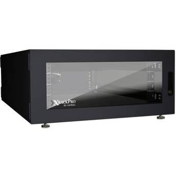XRackPro2 Noise Reduction Server Rack Enclosure (4 RU, Black)