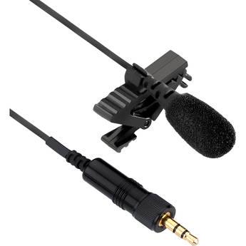 Senal UTM-86-35H Lavalier Mic with 3.5mm Connector for Sennheiser & Senal Wireless Transmitters