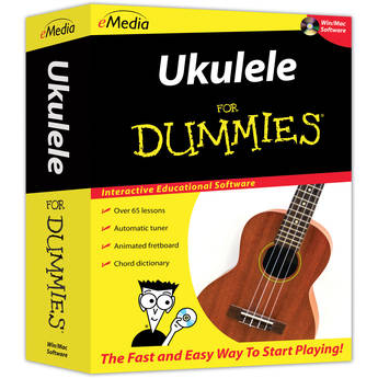 eMedia Music Ukulele For Dummies (Windows, Download)