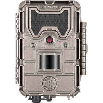 Bushnell Trophy Cam HD Aggressor No-Glow Trail Camera (Brown)