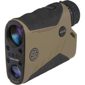 SIG SAUER 7x25 KILO2400ABS Laser Rangefinder (Flat Dark Earth)