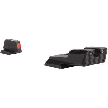 Trijicon Smith & Wesson Shield HD XR Night Sight Set (Orange Front Ring)