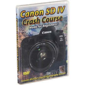 Michael the Maven Canon 5D Mark IV Crash Course (DVD)