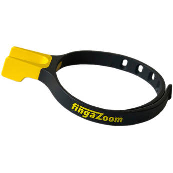 Fingazoom Rubber Lens Control Band