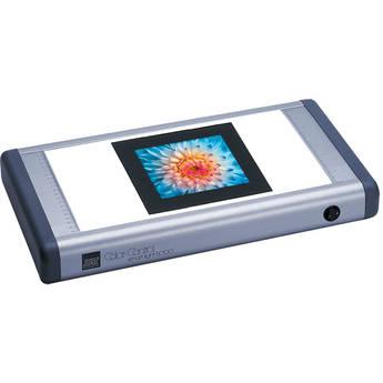 "Just Normlicht 10 x 20"" Smart Light 5000 Transparency Viewer - Silver"