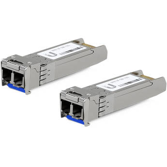 Ubiquiti Networks UF-SM-10G SFP+ Single-Mode Fiber Module (2-Pack)