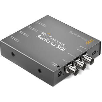 Blackmagic Design Audio to SDI Mini Converter