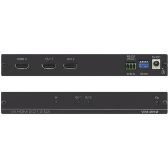 Kramer 1:2 4K60 HDMI 2.0 Distribution Amplifier
