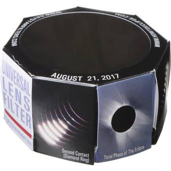 DayStar Filters 50mm White-Light Universal Lens Solar Filter (Single, 50-69mm OD)