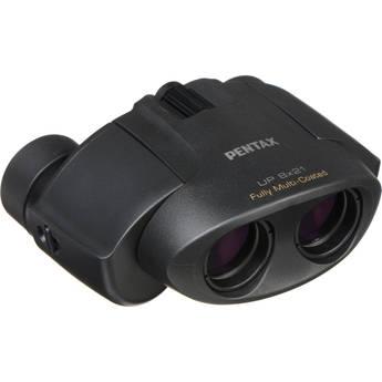 Pentax 8x21 U-Series UP Binoculars (Black)