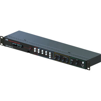 SERIAL IMAGE 16 x 16 Mainframe Router with Color Correction Control for SIX Platform (1 RU)