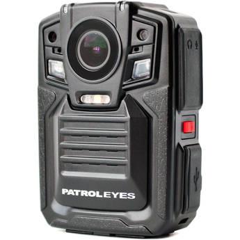 PatrolEyes PE-DV5-2 1296p Body Camera with Night Vision and GPS