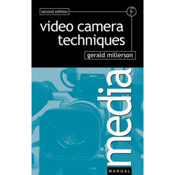 Focal Press Book: Video Camera Techniques (2nd Edition, Paperback)