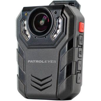 PatrolEyes SC-DV7 Ultra 1296p Body Camera with Night Vision