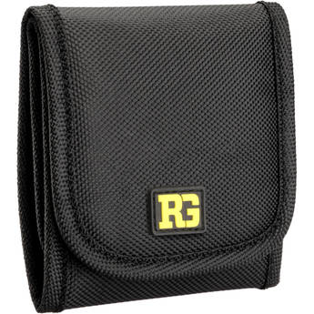Ruggard Three Pocket Filter Pouch (Up to 77mm)