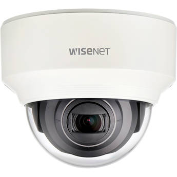 Hanwha Techwin WiseNet X Series 2MP Outdoor Network Dome Camera with 2.8-12mm Varifocal Lens