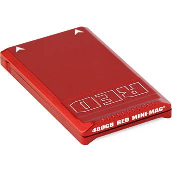 RED DIGITAL CINEMA RED MINI-MAG (480GB)
