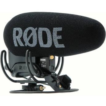 Rode VideoMic Pro+ Camera-Mount Shotgun Microphone