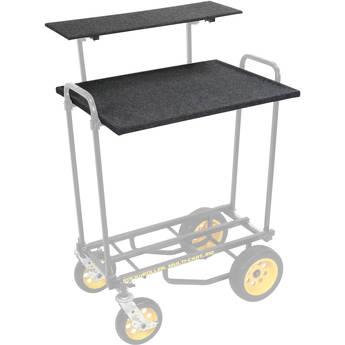 MultiCart 2-Tier Multimedia Shelf Set for Rock N Roller Cart