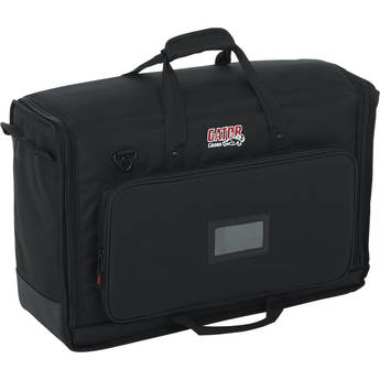 """Gator Cases LCD Tote Series Dual LCD Transport Bag (Screens 19 to 24"""")"""