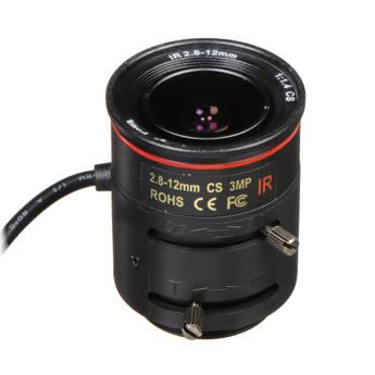 Marshall Electronics 3MP CS Mount 2.8-12mm Lens