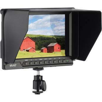 """Elvid FieldVision 4KV2 7"""" On-Camera Monitor"""