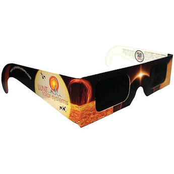 Lunt Solar Systems Solar / Solar Eclipse Viewing Glasses (5-Pack)