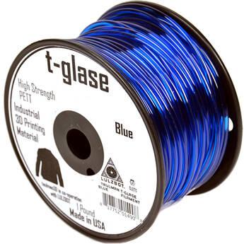taulman3D 2.85mm t-glase Filament (Blue, 0.5kg, 512')