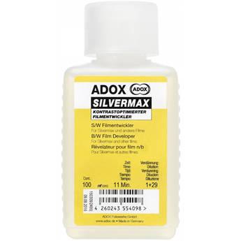 Adox Silvermax Black and White Film Developer (100mL)