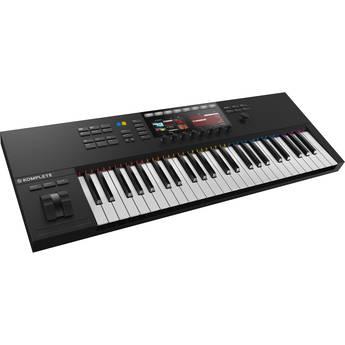 Native Instruments KOMPLETE KONTROL S49 MK2 49-Key Controller for KOMPLETE