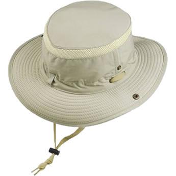 Glacier Glove Outback Hat (Extra Large, Khaki)