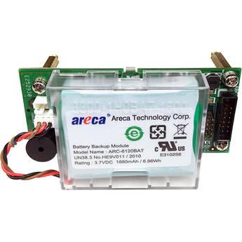 Areca Battery Backup Module for Thunderbolt 3
