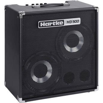 Hartke HD500 500W 2x10 Bass Combo Amplifier