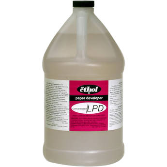 Ethol LPD Developer (Liquid) for Black & White Paper - 1 Gallon