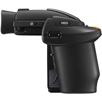 Hasselblad H6D Medium Format Camera Body with HV 90X-II Viewfinder