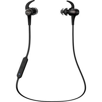 NuForce BE Sport3 Wireless In-Ear Sports Headphones (Gunmetal)