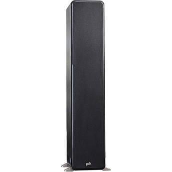 Polk Audio Signature Series S50 Floorstanding Speaker (Washed Black Walnut, Single)