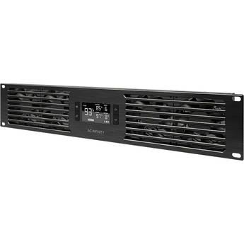 AC Infinity CLOUDPLATE T7-N Rackmount Cooling Fan System (2 RU, Intake Design)