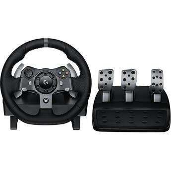 Logitech G G920 Driving Force Racing Wheel (Xbox One & PC)