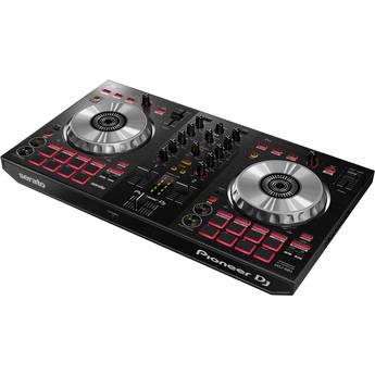 Pioneer DJ DDJ-SB3 Portable 2-Channel Serato DJ Lite Controller (Black)
