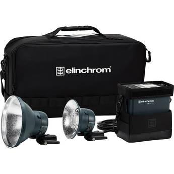 Elinchrom ELB 500 TTL Dual To Go Kit