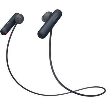 Sony WI-SP500 Wireless In-Ear Sports Headphones (Black)